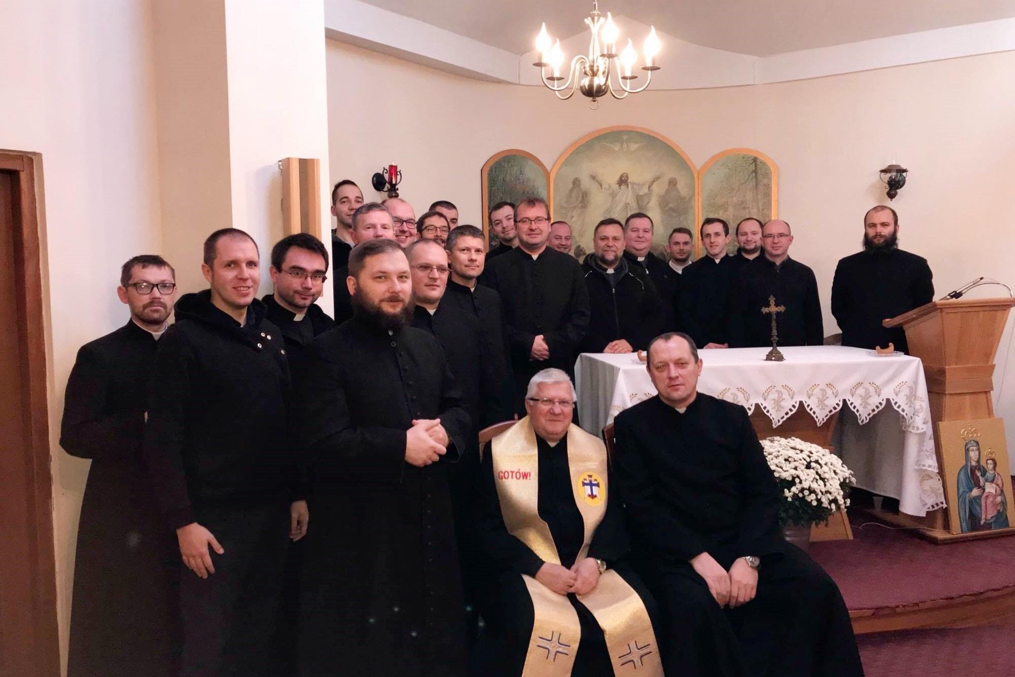 Rekolekcje kapłańskie 2017
