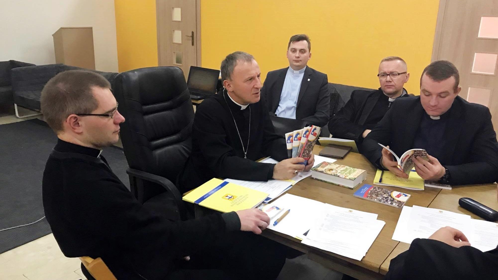 Spotkanie Diecezjalnych Asystentów KSM