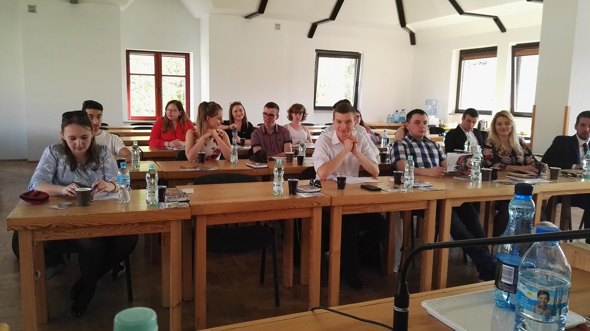 ISesja Metropolitalna Katolickiego Stowarzyszenia Młodzieży