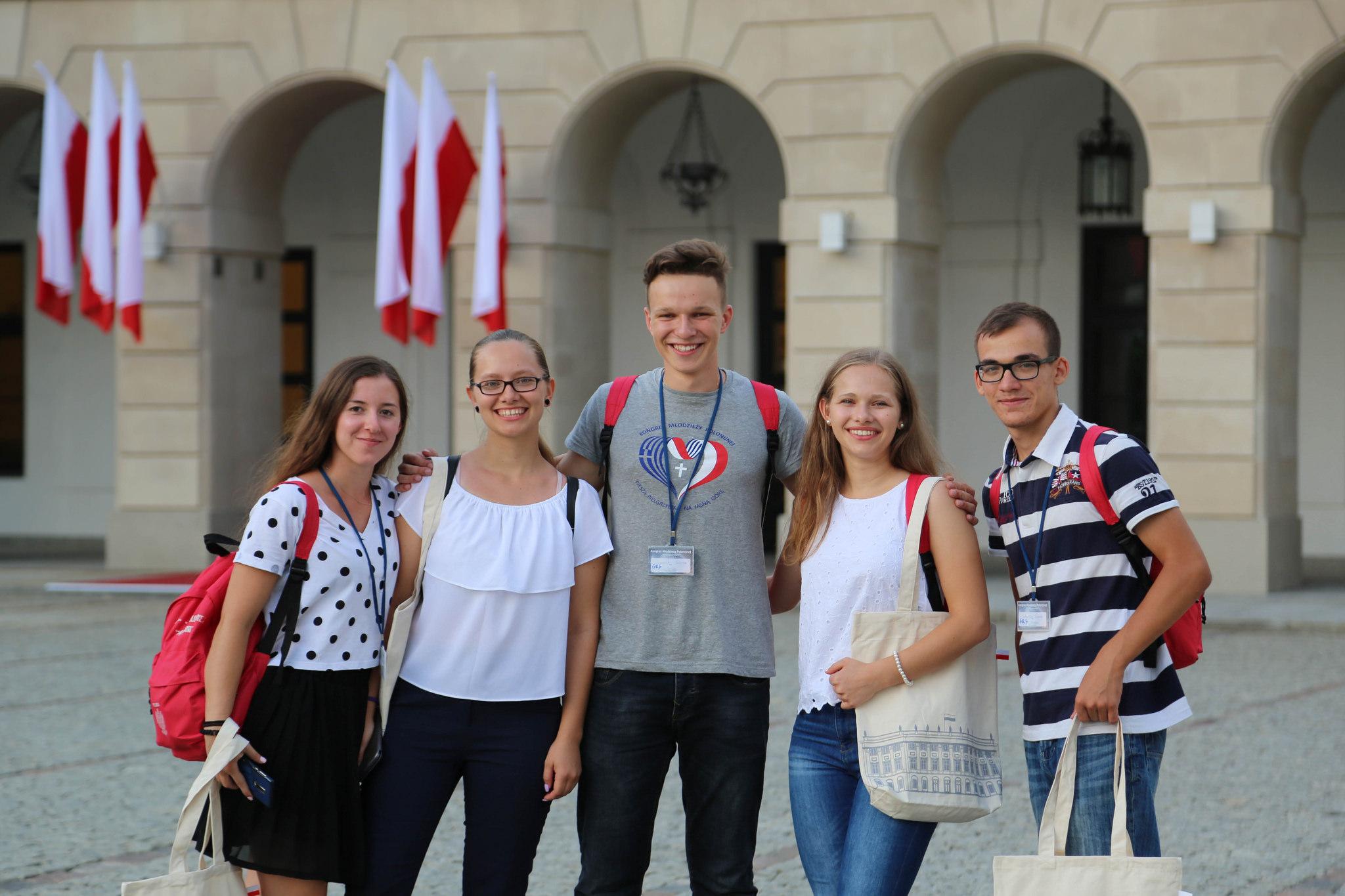 Taki był II Kongres Młodzieży Polonijnej