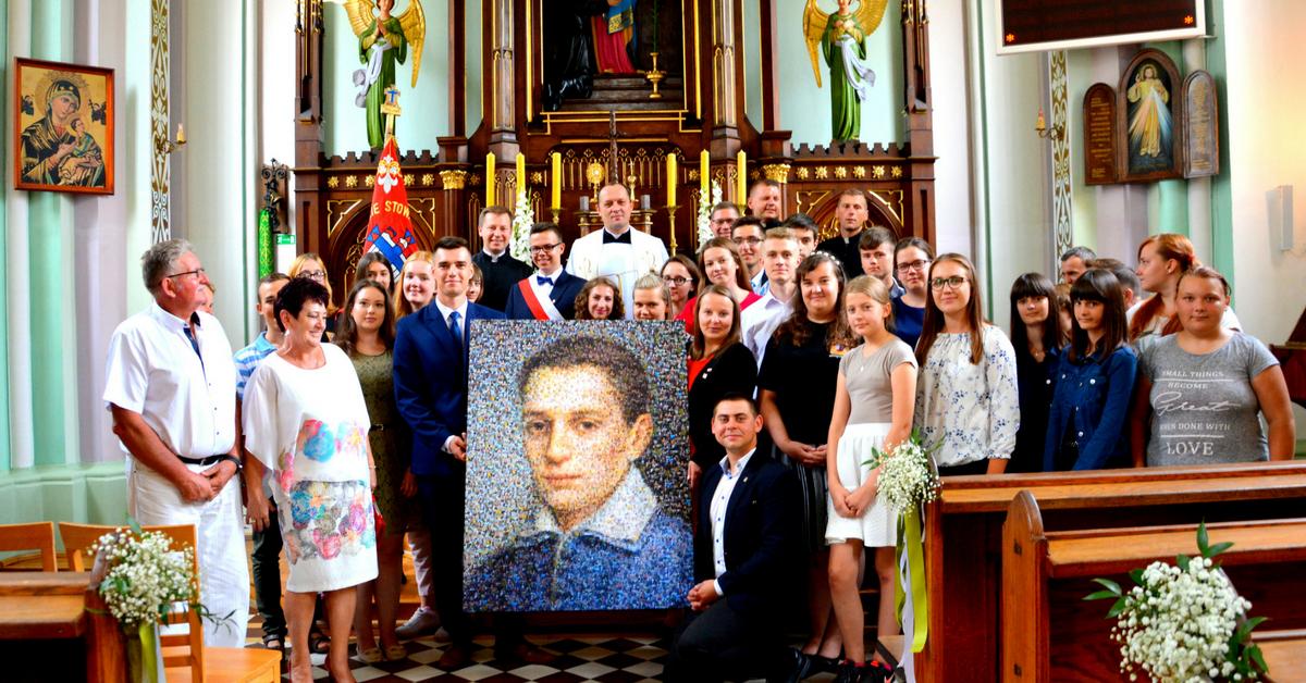 Takbyło wRostkowie! 450. rocznica śmierci św.Stanisława Kostki