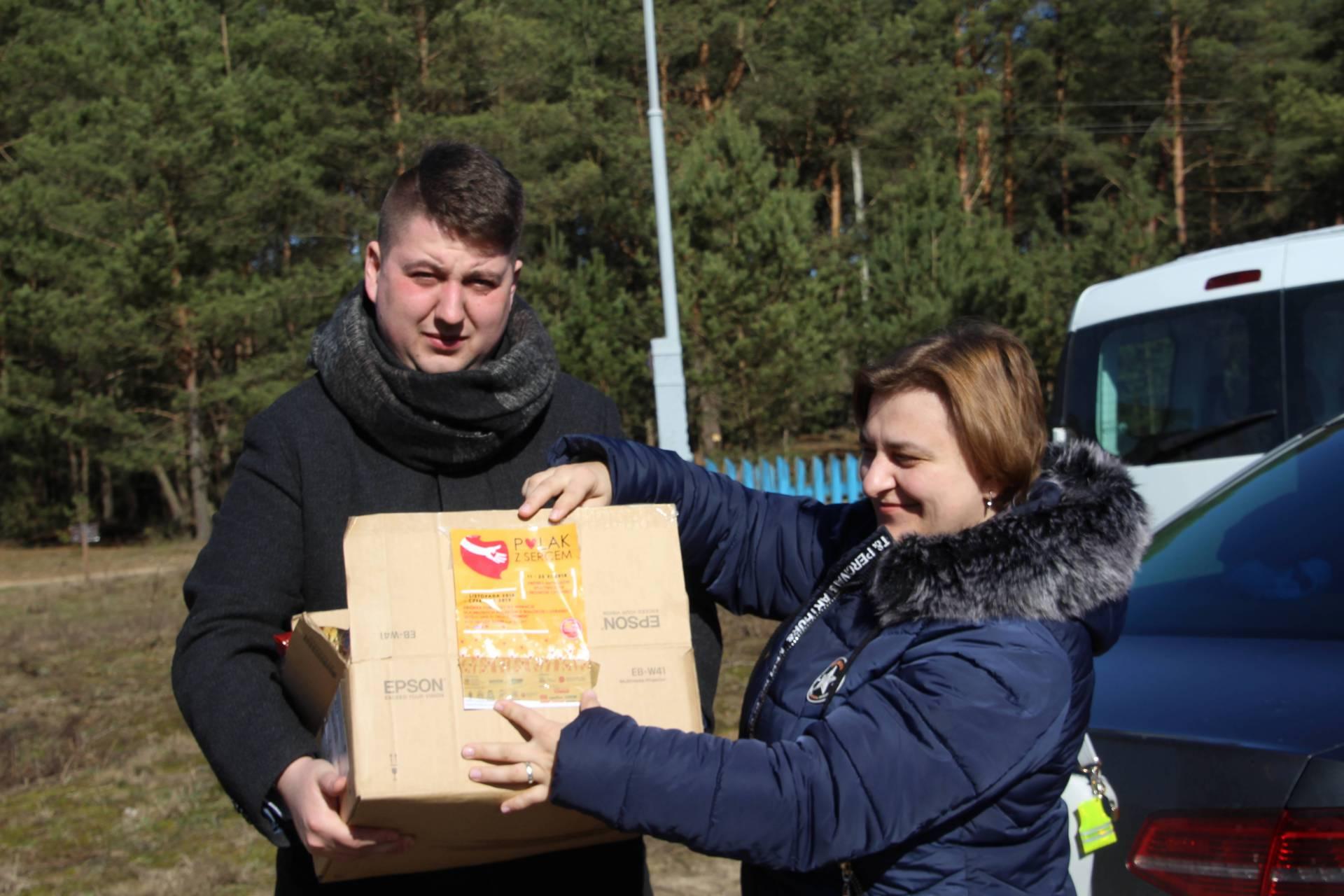 """Podsumowanie akcji """"Polak zsercem!"""""""