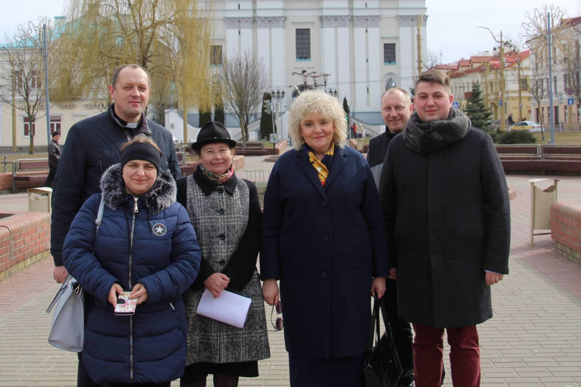 Polak z sercem! Białoruś