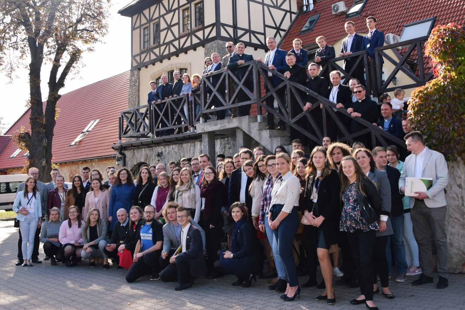 Młodzi zcałej Polski obradowali wWałbrzychu