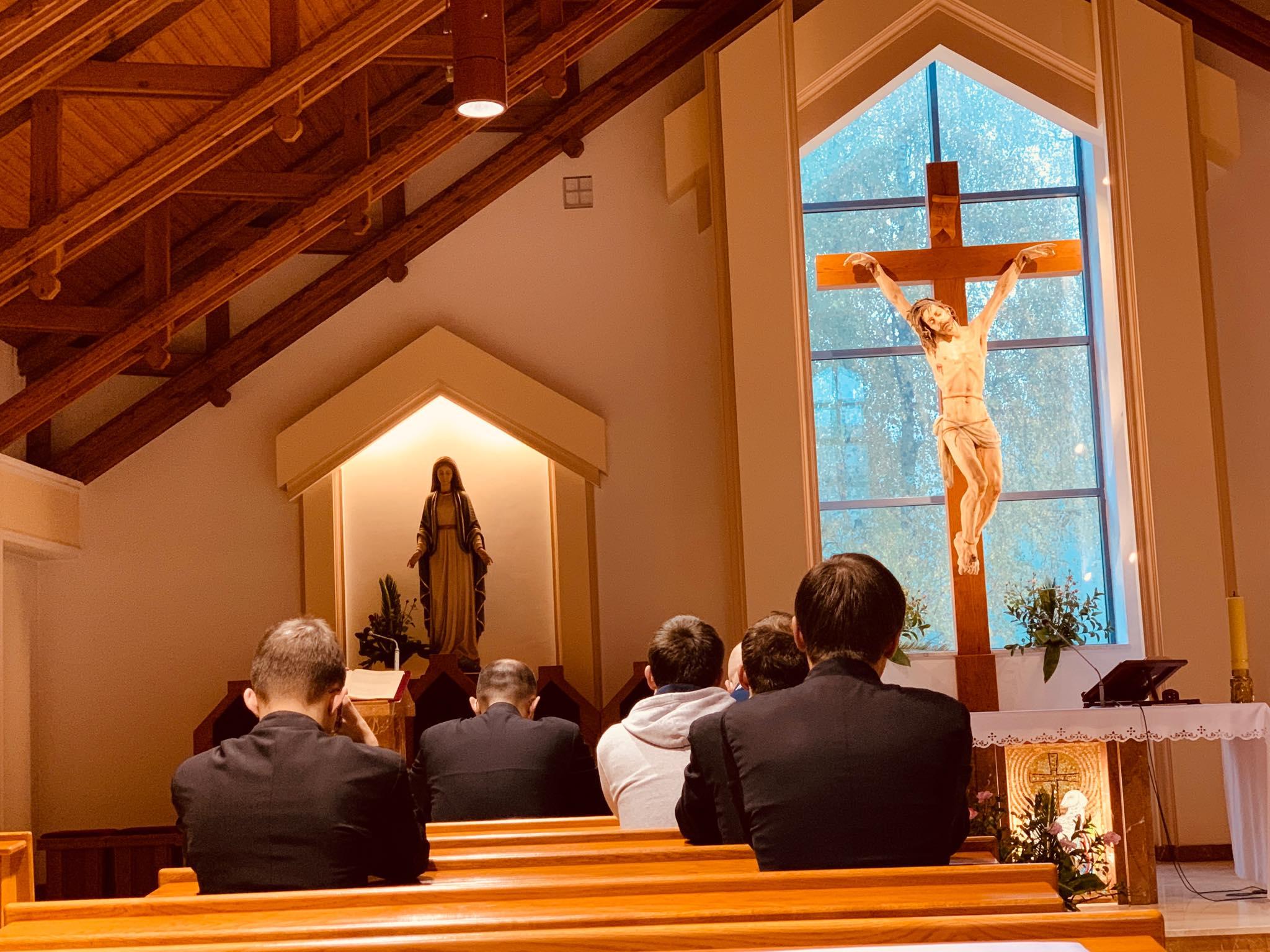 Trwają rekolekcje kapłańskie KSM