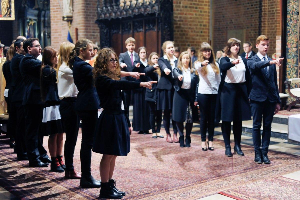 Wielkie świętowanie wKatolickim Stowarzyszeniu Młodzieży