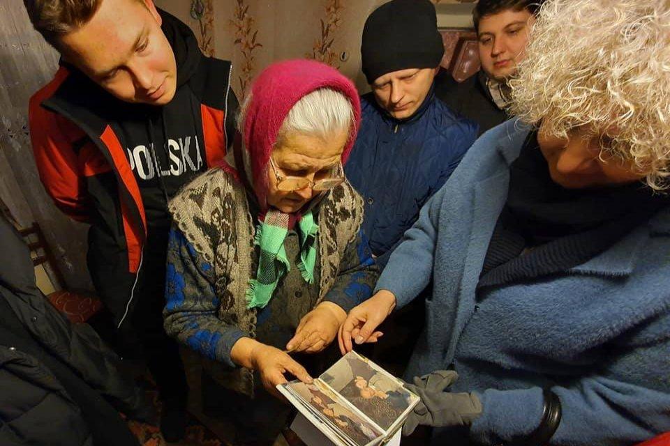 Polak z sercem - wizyta na Ukrainie