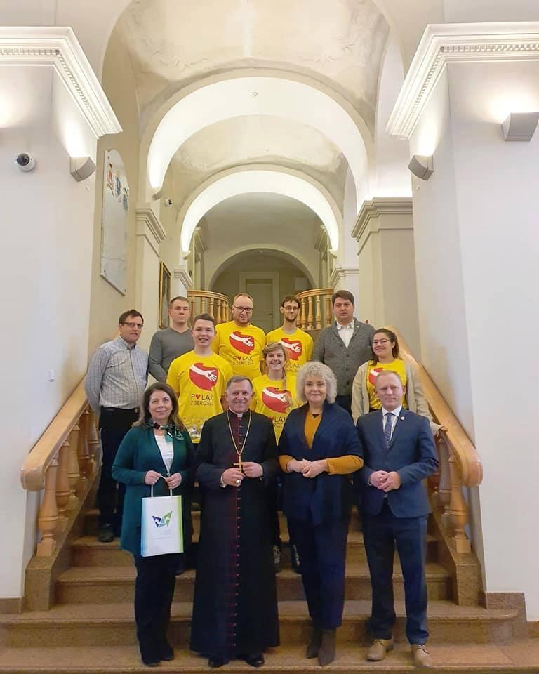 Polak zsercem - wizyta naUkrainie
