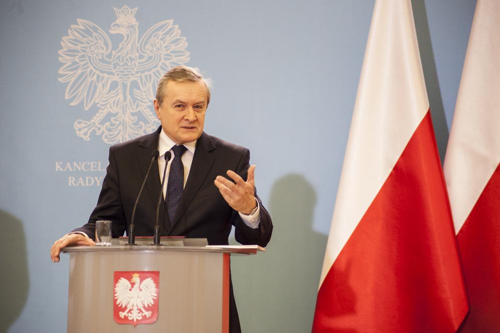 Wicepremier Gliński doKSM: Polsce potrzebni są młodzi, kreatywni izaradni ludzie, prawdziwi liderzy