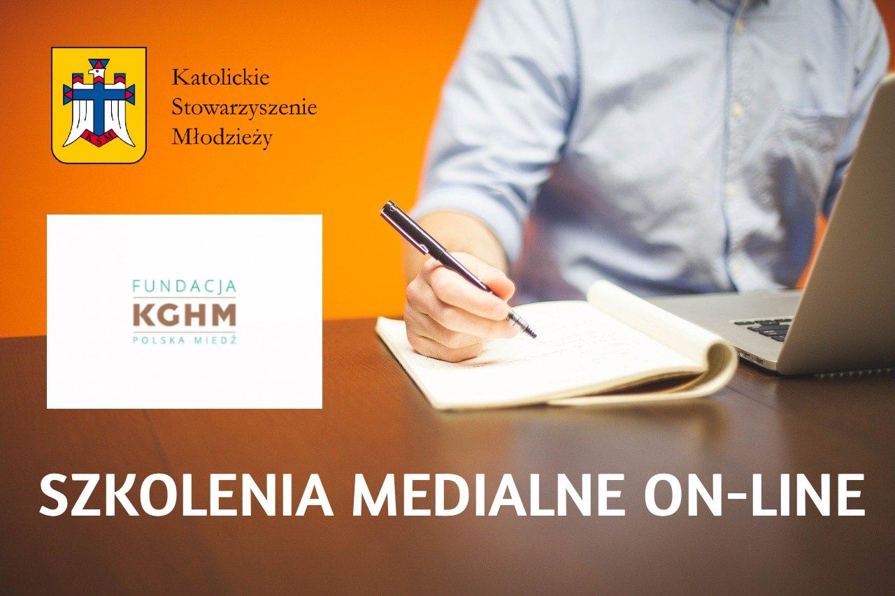 Szkolenia medialne on-line