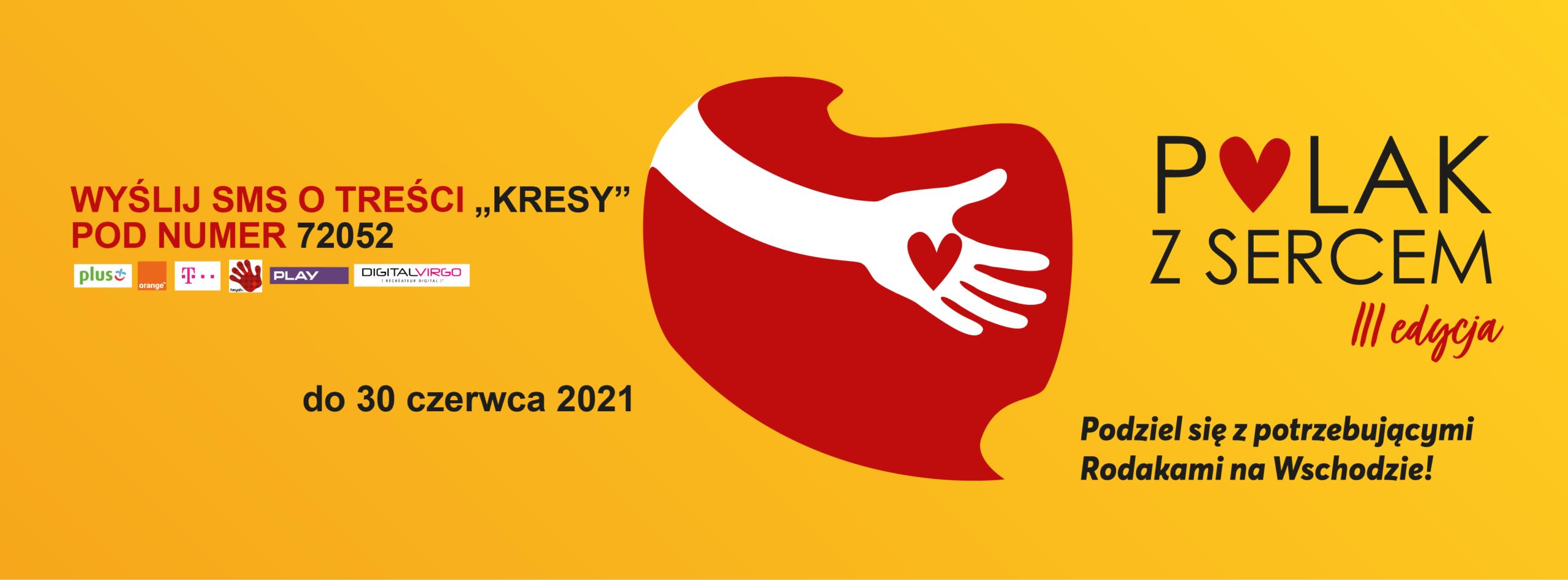 Rusza III edycja akcji Polak zSercem